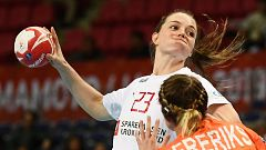 Balonmano - Campeonato del Mundo Femenino: Dinamarca - Holanda