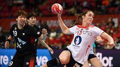 Balonmano - Campeonato del Mundo Femenino: Corea - Noruega
