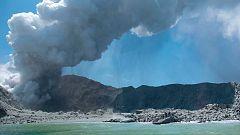 La erupción del volcán neozelandés Whakaari deja al menos cinco muertos