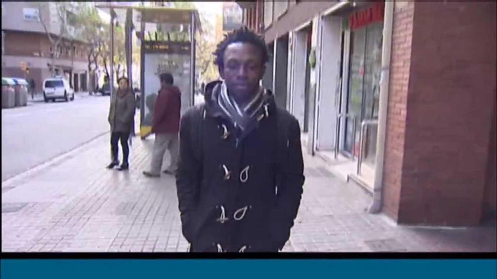 Avanç de 'Noms Propis' amb l'entrevista de l'Anna Cler a Ousman Umar