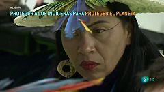 Proteger a los indígenas para proteger el planeta