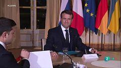 Primera reunión entre Putin y Zelenski