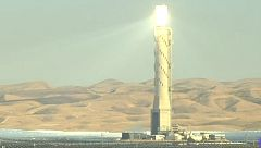 Israel busca energía ante el avance del desierto