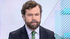 """Espinosa de los Monteros pide a PP y Cs hacer """"un esfuerzo adicional para entenderse"""" con el PSOE"""