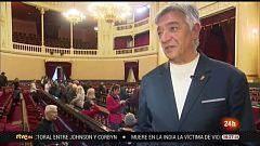 Parlamento - Conoce el Parlamento - Puertas abiertas del Senado con Koldo Martínez, de Geroa Bai - 07/12/2019