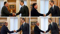Foro, Teruel Existe, el PRC y Compromís, los primeros en reunirse con el rey