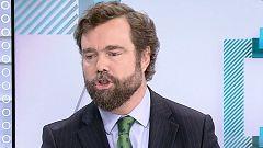 """Espinosa de los Monteros, sobre Álvarez de Toledo: """"Quizá no tenga esa empatía que sería deseable con las víctimas del terrorismo"""""""