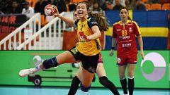 Balonmano - Campeonato del Mundo Femenino: Suecia - Rumanía