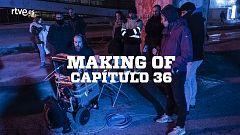 Estoy vivo - Making of - Así se rodó el capítulo 36