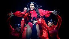 15 mil personas asistirán al concierto de Rosalía, esta noche en Madrid