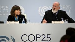 La Comisión Europea, a punto de presentar su 'Green Deal' contra el cambio climático