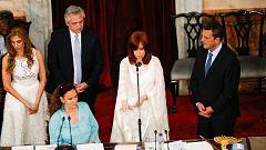 Dudas en Argentina sobre el poder de Alberto Fernández con la emergencia económica en mente