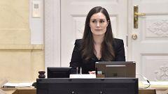 Sanna Marin, la precoz primera ministra de Finlandia