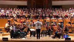 Más de 600 cantantes aficionados interpretarán el Mesias de Handel en el Auditorio Nacional