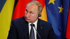 "Putin: ""La sanción a Rusia obedece a motivos políticos"""