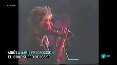 Muere Marie Fredriksson, cantante de Roxette, a los 61 años