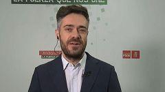 """El PSOE entiende la cautela de Page y Lambán con el pacto con ERC y asegura que no traspasarán """"líneas rojas"""""""