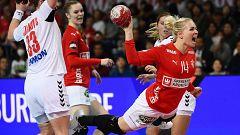 Balonmano - Campeonato del Mundo Femenino: Serbia - Dinamarca