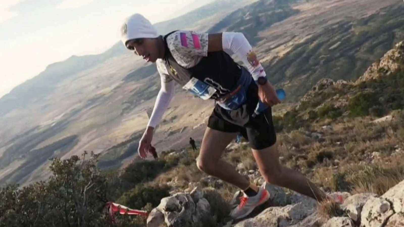 Carrera de montaña - Barbudo Trail 2019 - ver ahora
