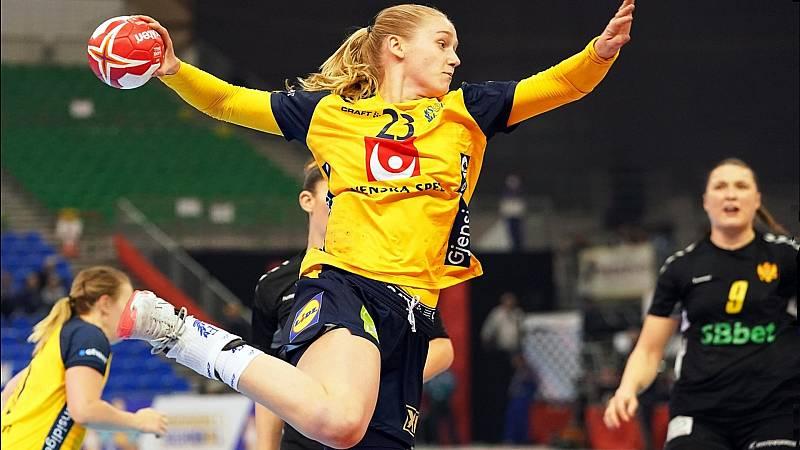 Balonmano - Campeonato del Mundo Femenino: Montenegro - Suecia - ver ahora