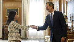 """Arrimadas volverá a llamar a Sánchez para ofrecerle un """"acuerdo constitucionalista"""""""