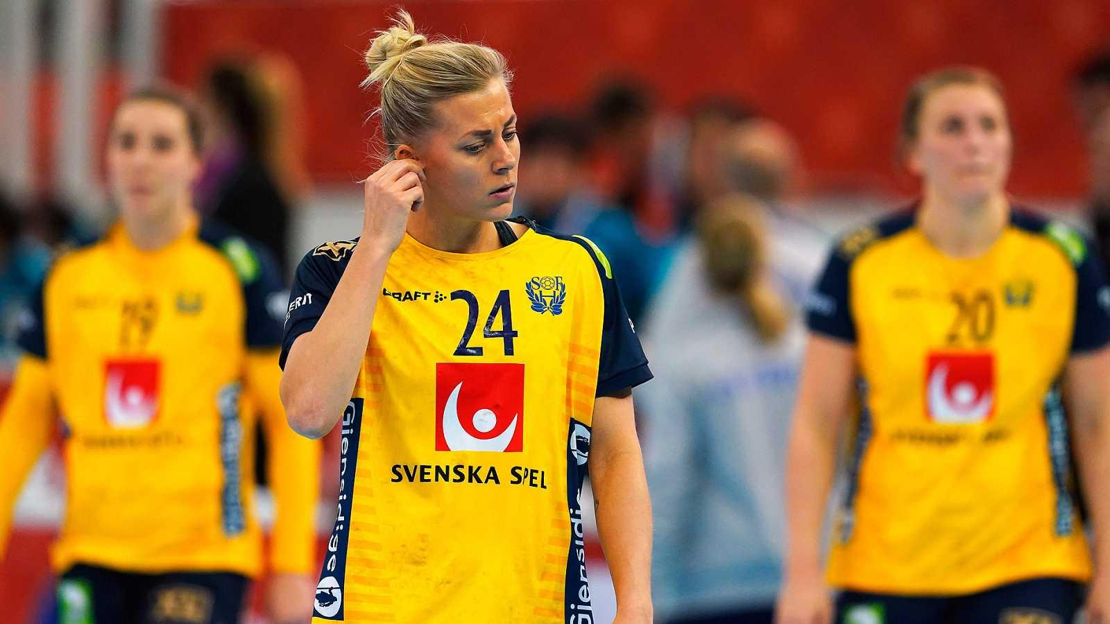 La derrota de Suecia mete a España en las semis del Mundial de balonmano