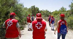 Para Todos La 2-Voluntarios de la Cruz Roja