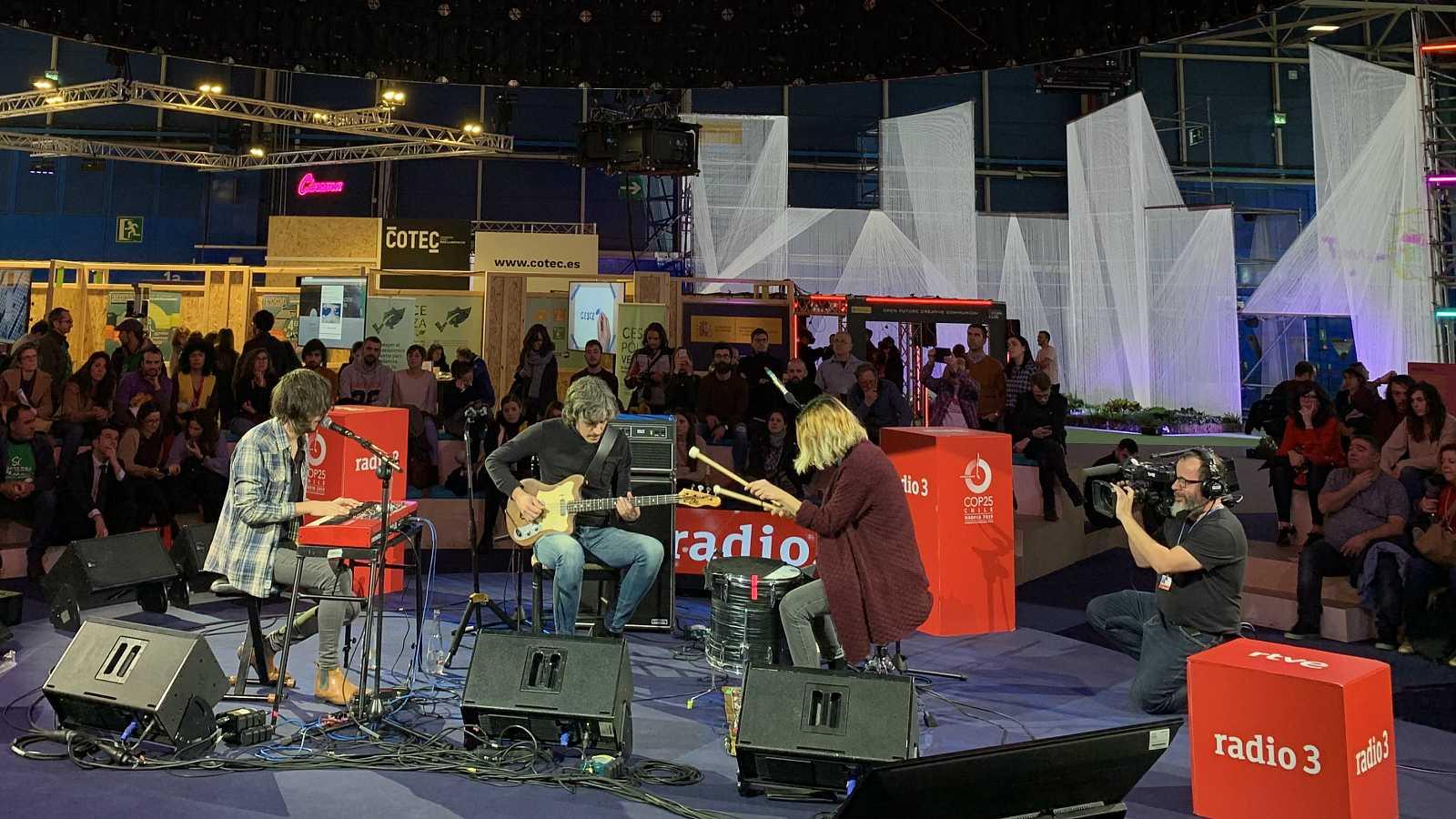 Radio 3 suena por el planeta - VÍDEO: Rufus T. Firefly - 11/12/19