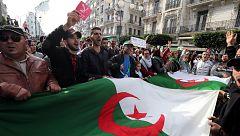 La policía de Argelia deja varios heridos y detenidos al disolver las protestas contra las elecciones presidenciales