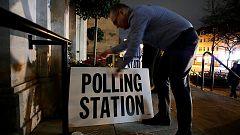 Los británicos votan en unas elecciones clave para el 'Brexit'