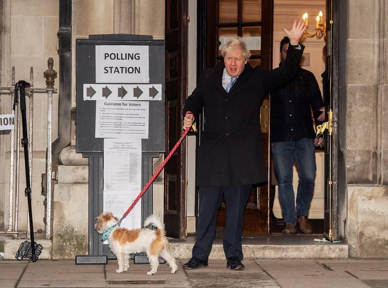 Reino Unido vota este jueves en unas elecciones generales claves para el futuro del 'Brexit'