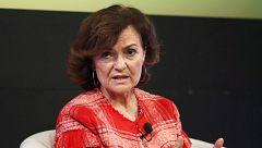 """Calvo pide a la Generalitat """"aprovechar la oportunidad"""" de la llamada de Sánchez a Torra"""
