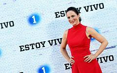 A partir de hoy - Aitana Sánchez-Gijón, feliz con su papel en la serie de TVE, 'Estoy vivo'