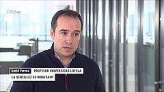 """David Varona: """"El éxito de WhatsApp es su sencillez"""""""