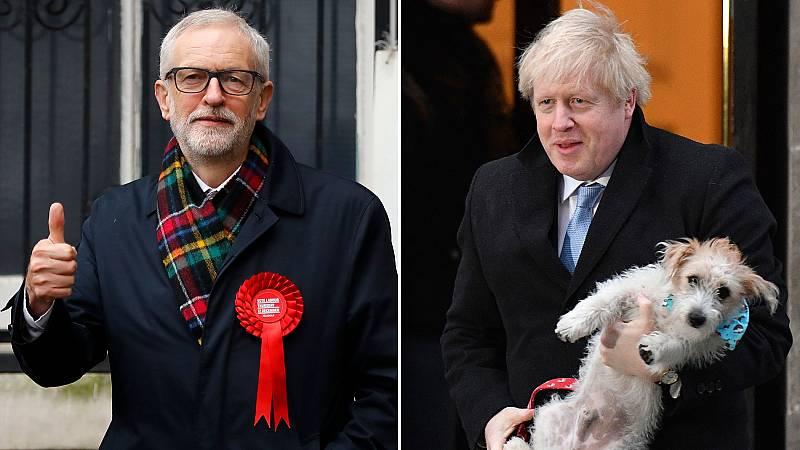 El Reino Unido vota en unas elecciones claves para el 'Brexit'