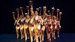 Gran éxito de 'A Chorus Line' en el teatro de Antonio Banderas, en Málaga