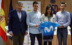 Albert Torres y Sebastián Mora fichan por Movistar Team