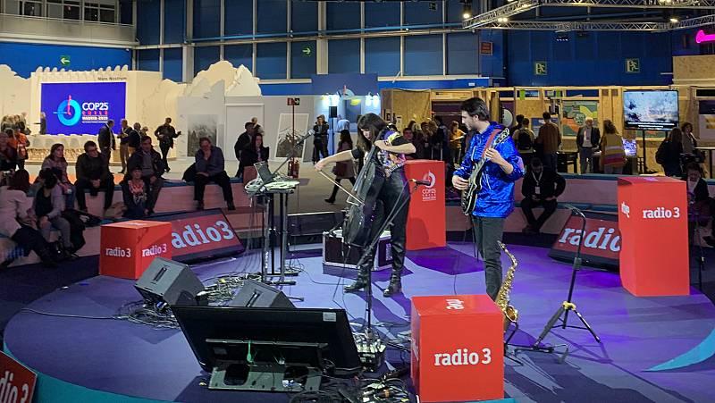 Radio 3 suena por el planeta - VÍDEO: Yamila - 12/12/19