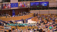 Consejo europeo de estreno
