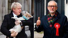 Reino Unido espera el resultado de unas elecciones que marcarán el futuro del 'Brexit'