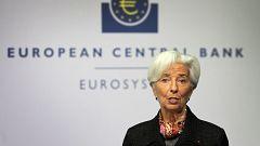 Lagarde no toca los tipos en su estreno en el BCE, pero anuncia que revisará la estrategia de la política monetaria