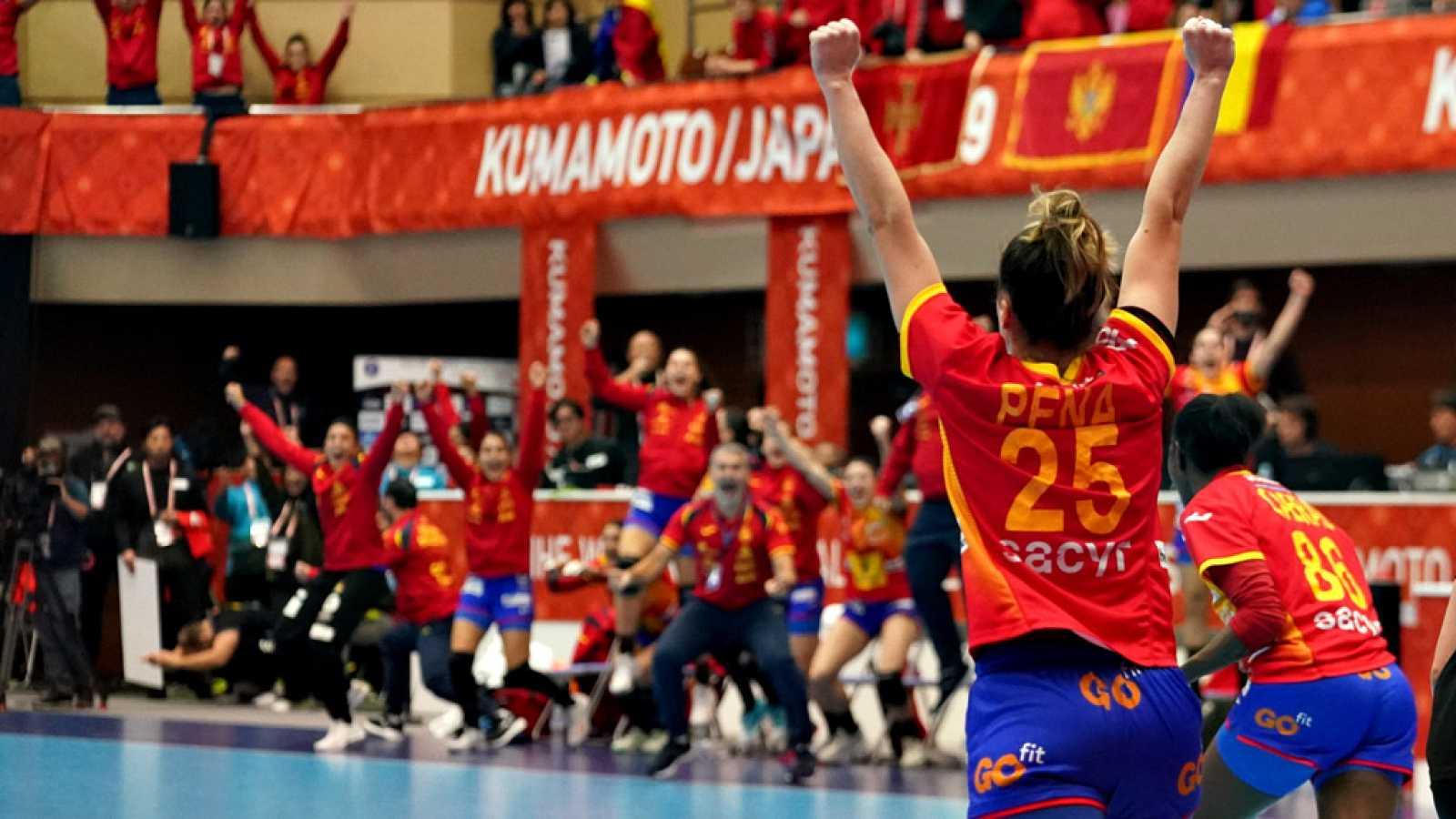 La selección femenina de balonmano afronta esperanzada su tercera semifinal de un Mundial en la que buscará meterse por primera vez en la final, pese a que los precedentes ante Noruega no sean muy positivos.