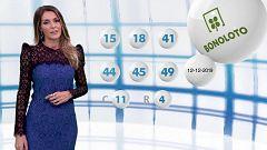 Lotería Nacional + La Primitiva + Bonoloto - 12/12/19
