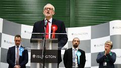 Corbyn dice que no volverá a ser el candidato laborista en unas elecciones