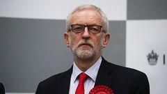 Jeremy Corbyn asume la derrota y asegura que no se volverá a presentar a unas elecciones