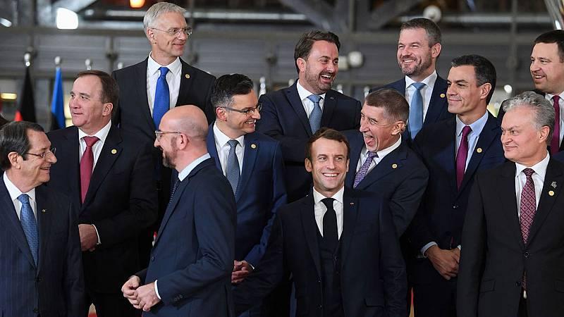 Los líderes europeos acuerdan la neutralidad climática en 2050, pero sin Polonia