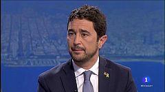 El Debat de La 1 - Damià Calvet aposta per la negociació conjunta amb ERC
