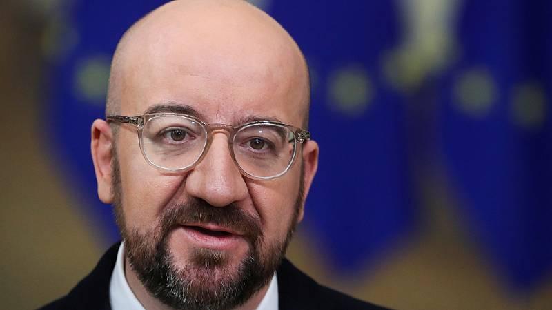 """El presidente del Consejo Europeo pide a Reino Unido """"ratificar rápidamente"""" la ley del 'Brexit'"""