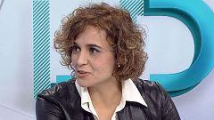 """Dolors Montserrat, sobre las negociaciones del PSOE con ERC: """"No me imagino ni a Macron ni a Merkel pactando con un fugado de la justicia"""""""