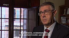 """Presidente de la CHS: """"Hay que reducir la contaminación del Mar Menor en origen"""""""